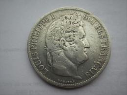 Frankrijk 5 Francs 1831 D - J. 5 Francs