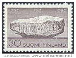 Finland 1962 Politiek PF-MNH-NEUF