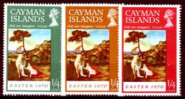 Cayman-034 - 1970 - Privi Di Difetti Occulti. - Cayman (Isole)