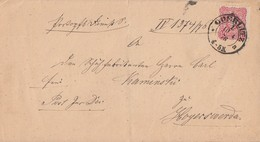 DR Brief EF Minr.41 K2 Goerlitz 10.4.76 Gel. Nach Hoyerswerda - Germania