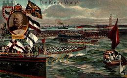 Die Kieler Woche - Kiel
