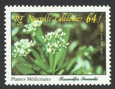 New Caledonia, 64 F. 1988, Scott # 579, MNH - Nuovi