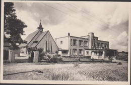 Broeders Van Liefde ST. SINT FERDINANDSINSTITUUT Kapel En Hoofdgebouw Lummen Limburg Oude Postkaart Ansichtkaart - Lummen