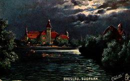 BRESLAU - Südpark - Polonia