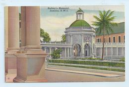 Jamaica - Rodney's Memorial - Custeich - Postcards