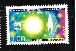 France:(sous Faciale) Le N°2996**  Electricité De France - France