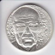 MONEDA DE PLATA DE FINLANDIA DE 10 MARKKAA DEL AÑO 1975 PRESIDENTE KEKKONEN   (COIN) SILVER,ARGENT. - Finlandia