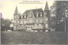 Epinay Sous Sénart : Château De M. Froment Meurice - Epinay Sous Senart