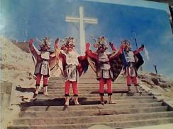 BOLIVIA EL DIABLOS DE ORURO  MASCHER E FOLK V1978 FX10118 - Bolivie