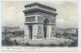 DC 149 - Paris (VIIIe) - L'Arc De Triomphe. - LL 1761 - District 08
