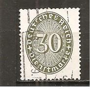 Alemania-Germany Nº Yvert  Servicio 83 (usado) (o) - Oficial