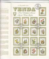 Venda: Wild Flowers, FDC, 13 September 1979 - Plants