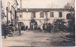 MOTTA DI LIVENZA Grande Guerre 14.18 Soldati Veneto Treviso 3 Heizlokomobile Campo Bakery - Treviso