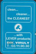 Joker Lever Products Div. Viruly  Speelkaart Carte De Jeu - Autres