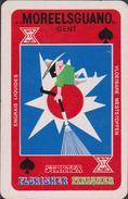 Joker Gent Moreelsguano Guano Moreels Vloeibare Meststoffen Publicite Pub Reclame Speelkaart Carte De Jeu - Autres