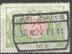 _7S-791 LIEGE-JONFOSSE // N°2 - 1895-1913