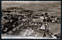 9191 - Alte Foto Ansichtskarte - Henrichenburg - Luftbild Luftaufnahme - Gel 1959 - Bollrath - Castrop-Rauxel