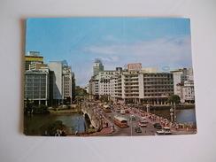 Postcard Postal Brasil Recife Pernambuco Vista Da Ponte Duarte Coelho - Recife