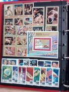 R1356   MANAMA  LOTTO SERIE- FOGLIETTI USATI  IN PERFETTE CONDIZIONI - Collezioni (senza Album)