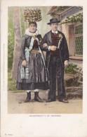 Germany Folkstracht Von St Georgen - Costumi