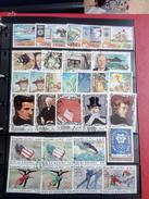 R1371 RAS AL KHAIMA  EMIRATI ARABI    LOTTO SERIE- FOGLIETTI USATI  IN PERFETTE CONDIZIONI - Collezioni (senza Album)