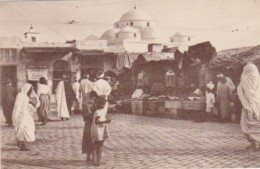Tunisia Tunis Place Bab-Souka