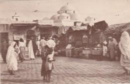 Tunisia Tunis Place Bab-Souka - Tunisia