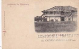 French Congo Mayumba Mason O GUtschow - French Congo - Other