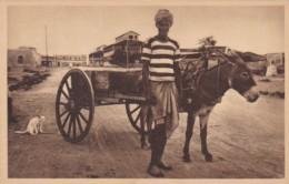 Djibouti Porteur de Sable