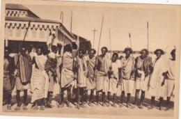 Djibouti Gierriers Issa - Djibouti