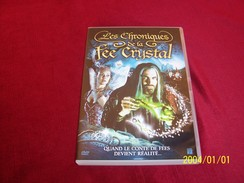 LES CHRONIQUES DE LA FEE CRYSTAL - Science-Fiction & Fantasy