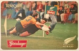 Steinlager - New Zealand