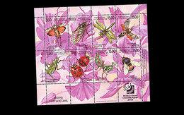 KYRGYZSTAN 2004 Insects: Fauna - Kyrgyzstan