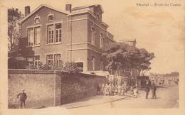 Herstal - Ecole Du Centre (animée, Legia...manque De Matière) - Herstal