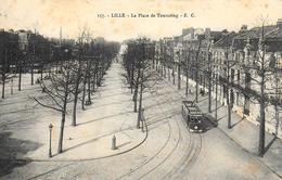 59)  LILLE  - La Place De Tourcoing  (  Tramway  ) - Lille