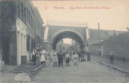 Herstal - Rue Petite Foxhalle Et Le Viaduc (top Animation, E. Dumont, 1909) - Herstal