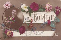 Un Bonjour De La Préalle (1922) - Herstal
