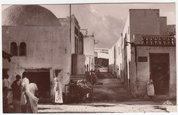 Bizerte - Rue Bab Khoukka  - (1936) - (Tunesie) - Tunesië