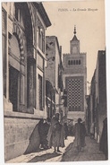 Tunis - La Grande Mosquée - (Tunesie) - Tunesië