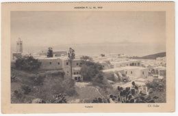 Tunis - Cl. Soler - (Agenda P.L.M. 1929) - (Tunesie) - Tunesië