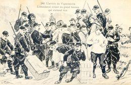 Militaria - Arrivée Du Vaguemestre - Illustrateur Gaillard - Altri