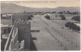 Gafsa - Vue Vers Le Camp Prise De La Casbah (30 - ND Phot) - (Tunesie) - Tunesië