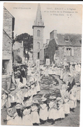 ERQUY --Sortie Procession De La Fête Dieu -Trés Bon état - Erquy