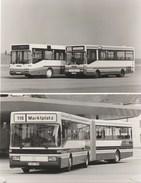 FOTO 17X22 CM DAIMLER BENZ  0 402 - Buses & Coaches