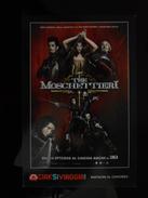 I TRE MOSCHETTIERI Movie Film Carte - Posters On Cards