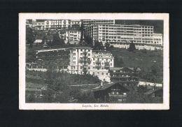 LEYSIN- VAUD- SUISSE -Les Hotels - Maison B.Denéreaz Edit. Lausanne  N° 8016- -Paypal Free - VD Vaud