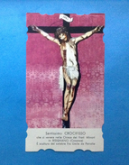 Santino - Holy Card - Santissimo Crocifisso - Santini