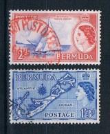 Bermuda 1953 Mi.Nr. 133/42 Gestempelt - Bermudas