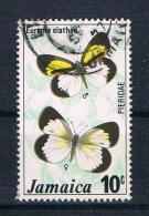 Jamaica 1977 Schmetterlinge Mi.Nr. 423 Gestempelt - Jamaica (1962-...)