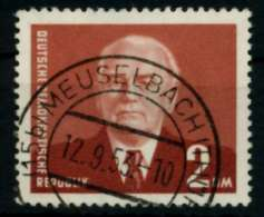 DDR 1953 Nr 343IXI Gestempelt X735AFA - DDR